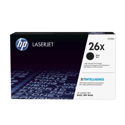 HP 26X High-Yield Black Toner Cartridge (CF226X)