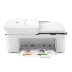 HP DeskJet Plus 4155 Wireless Color Inkjet All-In-One Printer