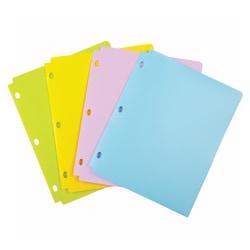Wilson Jones® Snapper Folder, Assorted (No Color Choice)