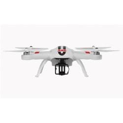 """AEE AP9 Quadcopter Drone, 14 1/2""""H x 14 1/2""""W x 5 3/4""""D, White"""