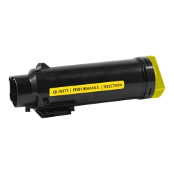 Clover Technologies Group™ 201268 Remanufactured High-Yield Yellow Toner Cartridge Replacement For Dell™ 593-BBOZ / 3P7C4 / 0CX53