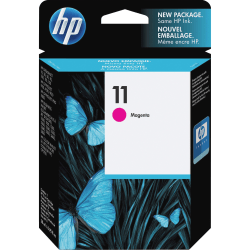 HP 11, Magenta Original Ink Cartridge (C4837A)