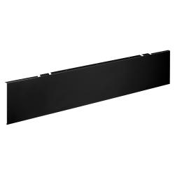 "HON Universal Modesty Panel - 54"" Width - Steel - Black"