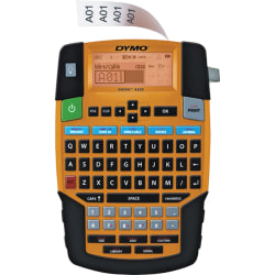 Dymo® Rhino 4200 Soft Case Labelmaker Kit, Yellow/Black