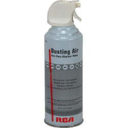 RCA Dusting Air, 10 Oz