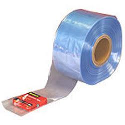 """PVC Shrink Tubing, 16"""" x 100 Gauge x 1500'"""