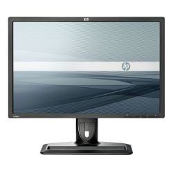 "HP Refurbished 24"" Widescreen LED LCD Monitor, VESA Mount, ZR24"