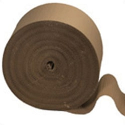 "Office Depot® Brand Singleface Corrugated Roll, 1/4"", 18"" x 250'"
