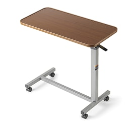 Invacare® Auto-Touch Overbed Table