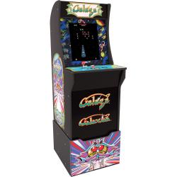 Arcade1Up Galaga Arcade Cabinet With Custom Riser
