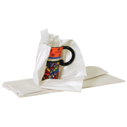 """Office Depot® Brand Tissue Paper, 18"""" x 24"""", White, Pack Of 80 Sheets"""