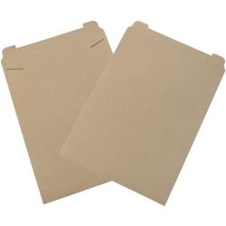 "Office Depot® Brand Kraft Flat Mailers, 18"" x 24"", Box Of 50"