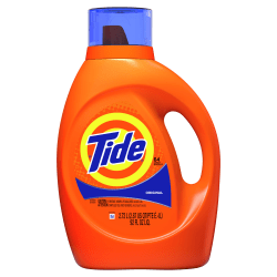 Tide® Liquid Original Laundry Detergent With Acti-Lift, 100 Oz.