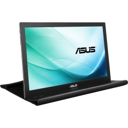 "Asus MB169B+ 15.6"" FHD IPS USB-Powered Portable Monitor"