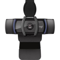 Logitech C920e - Web camera - color - 720p, 1080p - audio - USB 2.0