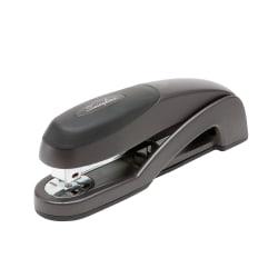 Swingline® Optima® Desktop Stapler, 25 Sheets Capacity, Graphite