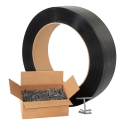 Office Depot® Brand General-Purpose Poly Strapping Kit, 9,000', 1 Kit