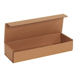 """Office Depot® Brand Corrugated Mailers, 2""""H x 4""""W x 12""""D, Kraft, Pack Of 50 Mailers"""