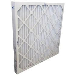 "Tri-Dim Pro Pleated HVAC Air Filters, MERV 13, 14""H x 20""W x 2""D, Pack Of 6 Filters"