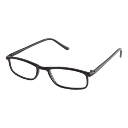 Dr. Dean Edell Calexico Reading Glasses, +2.50, Black