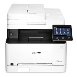 Canon® imageCLASS® MF644Cdw Wireless Laser All-In-One Color Printer