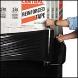 "Office Depot® Brand Opaque Hand Stretch Film, 80 Gauge, 18"" x 1500', Pack Of 4"