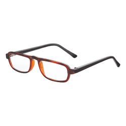Dr. Dean Edell Carmel Reading Glasses, +3.00, Tortoise