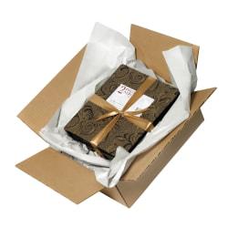 """Office Depot® Brand Newsprint Paper Sheets, 30 Lb., 18"""" x 24"""", Gray, Pack Of 1,666"""