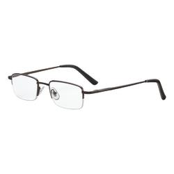 Dr. Dean Edell Tiburon Reading Glasses, +1.75, Titanium