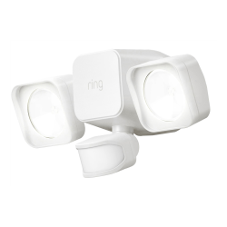Ring Smart Lighting Floodlight, White, 5B21S8-WEN0