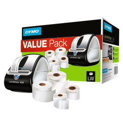 DYMO® LabelWriter® 450 Label Printer Bundle With Labels For PC And Apple® Mac®