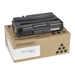Ricoh Original Toner Cartridge - Black - Laser - 6400 Pages
