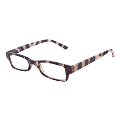 Wink San Diego Reading Glasses, +2.00, Zebra
