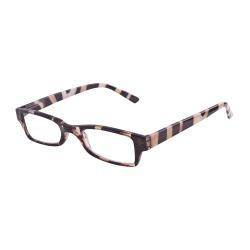 ICU Eyewear Women's Zebra Reading Glasses, 2.25x