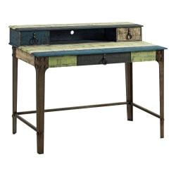 "Powell Bota 47""W Desk, Multicolor"