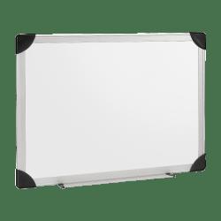 """Lorell® Dry-Erase Whiteboard, Styrene, 72"""" x 48"""", White, Aluminum Frame"""
