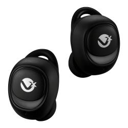 Volkano Astral True Wireless Earphones With Powerbank Charging Case, Black, VK-1117-BK