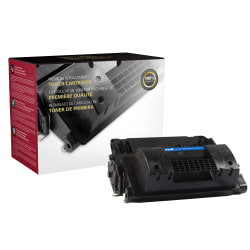 Clover Imaging Group 200818P Remanufactured High-Yield Toner Cartridge Replacement For HP 81X Black