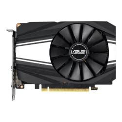 Asus Phoenix PH-GTX1660TI-O6G GeForce GTX 1660 Ti Graphic Card - 6 GB GDDR6 - 1.53 GHz Core - 192 bit Bus Width - DisplayPort - HDMI - DVI