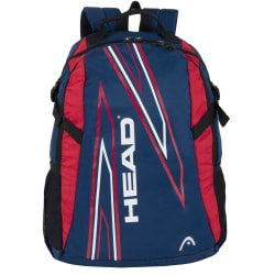 """HEAD Stamina Backpack With 15"""" Laptop Pocket, Navy"""