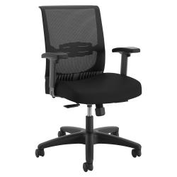 HON® Convergence Task Chair, Black,