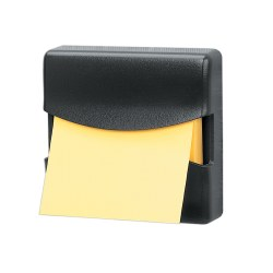 Fellowes® Partitions Additions™ 100% Recycled Note Dispenser, Dark Graphite