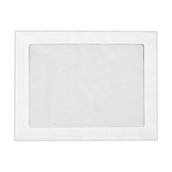 """LUX Full-Face Window Envelopes With Peel & Press Closure, #9, 8 3/4"""" x 11 1/2"""", Bright White, Pack Of 50"""