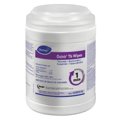Oxivir® Tb Wipes, Canister Of 160