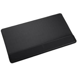 """OTM Essentials Foam Keyboard Wrist Rest, 22""""L x 11""""W x 1-1/2""""H, Black"""