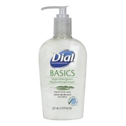 Dial® Basics Liquid Hand Soap, 7.5 Oz