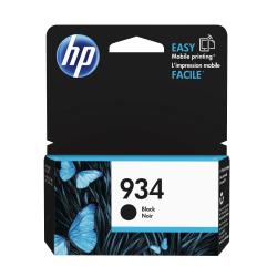 HP 934 Black Ink Cartridge (C2P19AN#140)