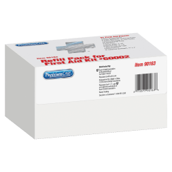 Acme United 127-Piece First Aid Refill Kit For Acme ACM60002