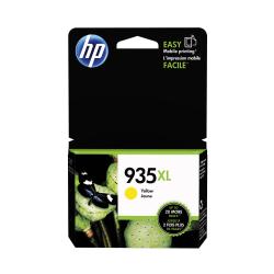 HP 935XL High-Yield Yellow Ink Cartridge (C2P26AN#140)
