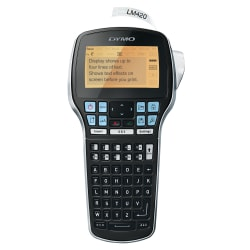 DYMO® LabelManager® 420P High Performance Portable Handheld Label Maker With PC/Apple® Mac® Connection